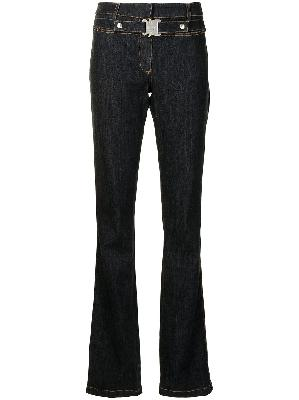 1017 ALYX 9SM mid-rise bootcut jeans