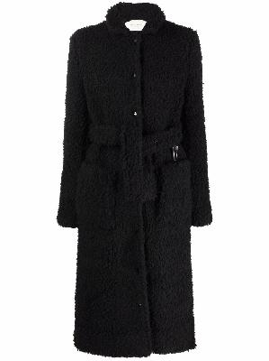 1017 ALYX 9SM belted shearling coat