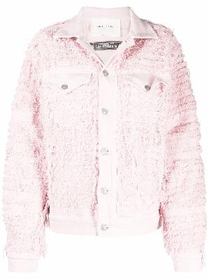 1017 ALYX 9SM embroidered button-down jacket