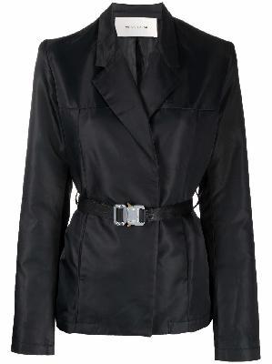 1017 ALYX 9SM belted single-breasted blazer