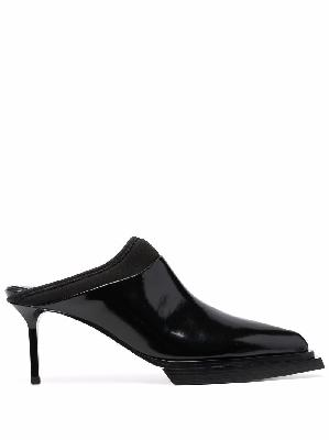 1017 ALYX 9SM pointed toe mules