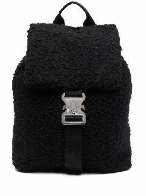 1017 ALYX 9SM Polar fleece backpack