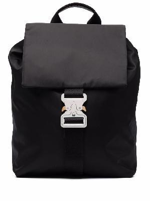 1017 ALYX 9SM buckle-fastening drawstring-fastening backpack