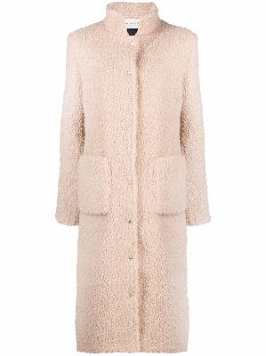 1017 ALYX 9SM shearling belted coat