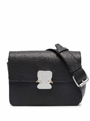 1017 ALYX 9SM grained leather belt bag