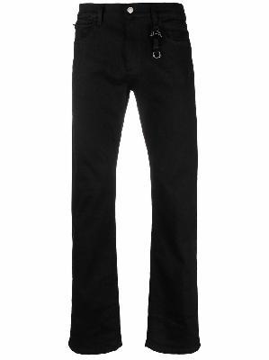 1017 ALYX 9SM 6 Pocket straight-leg jeans