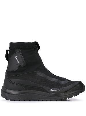 11 By Boris Bidjan Saberi high top zipped sneakers