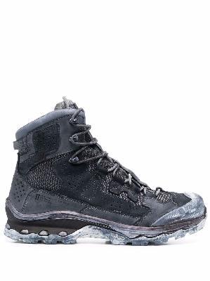 11 By Boris Bidjan Saberi lace-up ankle boots