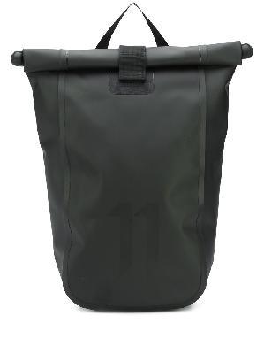 11 By Boris Bidjan Saberi foldover backpack