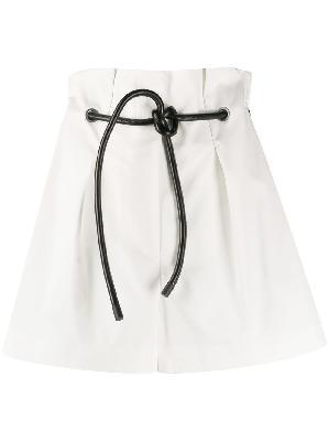 3.1 Phillip Lim paperbag waist shorts