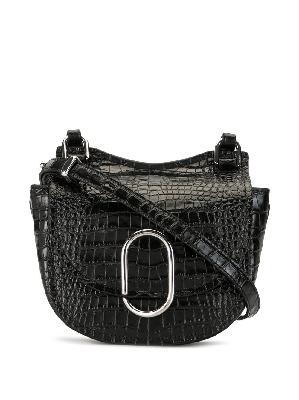 3.1 Phillip Lim Alix Hunter crocodile-effect crossbody bag