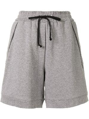 3.1 Phillip Lim relaxed track shorts