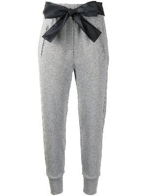 3.1 Phillip Lim tie-fastening track pants