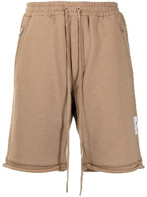 3.1 Phillip Lim knee-length track shorts