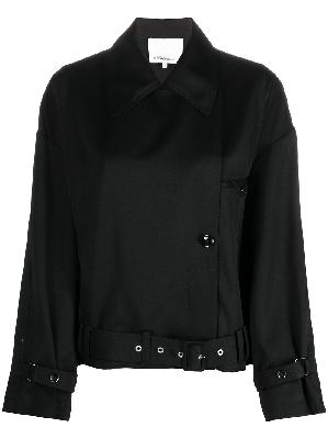 3.1 Phillip Lim wrap shirt jacket