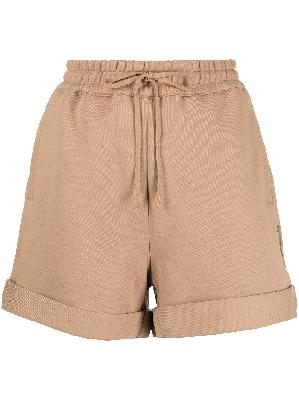3.1 Phillip Lim Everyday rolled cotton shorts