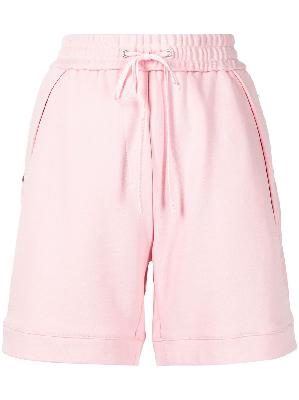 3.1 Phillip Lim drawstring-fastening track shorts