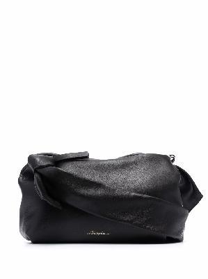 3.1 Phillip Lim leather knot-strap shoulder bag