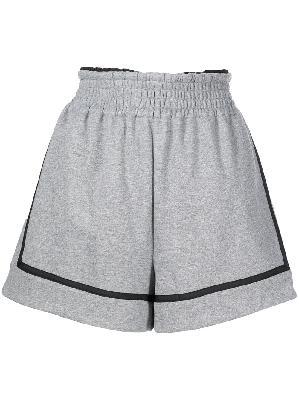 3.1 Phillip Lim elasticated-waistband track shorts