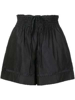 3.1 Phillip Lim elasticated-waistband A-line shorts