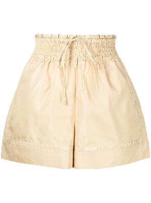 3.1 Phillip Lim high-waisted A-line shorts