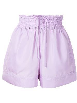 3.1 Phillip Lim elasticated track shorts