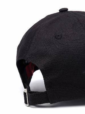 424 embroidered-logo baseball cap