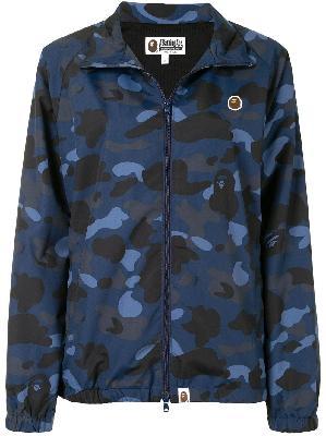 A BATHING APE® Camo Track jacket