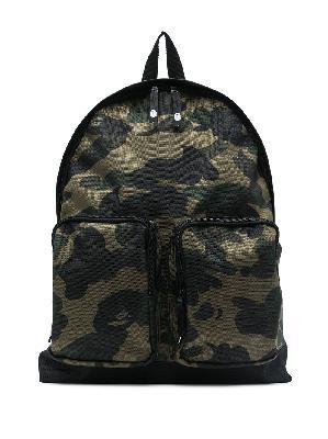 A BATHING APE® 1st Camo backpack