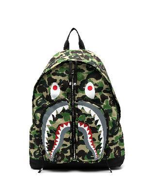 A BATHING APE® Monster backpack