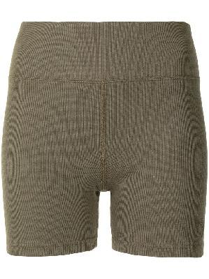 A BATHING APE® cotton cycling shorts
