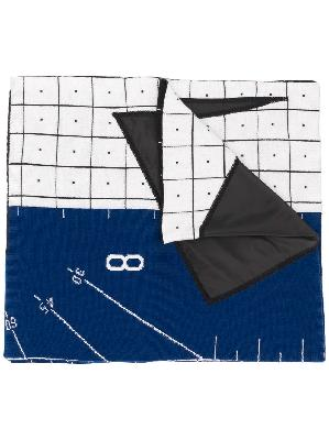 A-COLD-WALL* measurement scarf