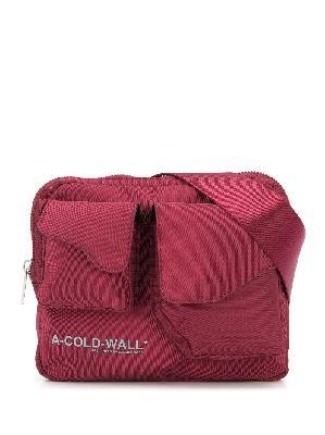 A-COLD-WALL* logo belt bag