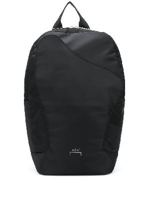 A-COLD-WALL* logo print backpack