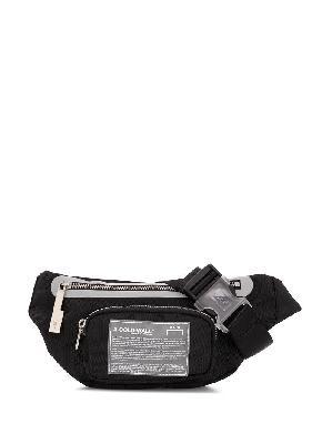 A-COLD-WALL* logo patch belt bag