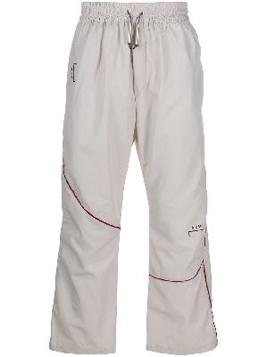 A-COLD-WALL* drawstring-waist track trousers