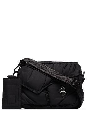 A-COLD-WALL* padded Diamond messenger bag