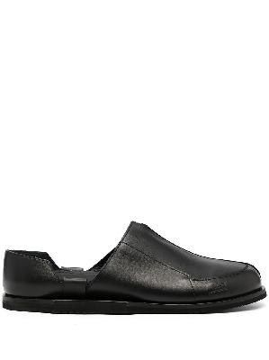 A-COLD-WALL* round-toe loafers