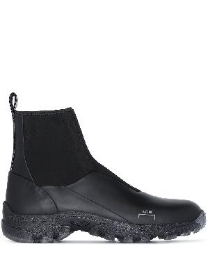 A-COLD-WALL* NC.2 ankle boots