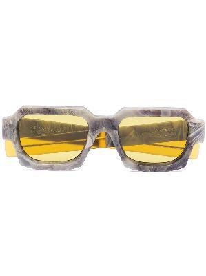 A-COLD-WALL* x Retrosuperfuture Caro square-frame sunglasses