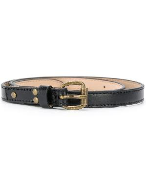 Acne Studios slim leather belt