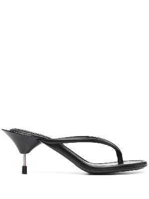 Acne Studios thong-strap sandals