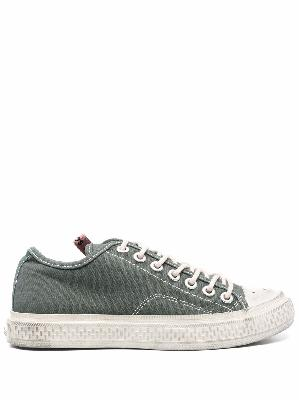 Acne Studios low-top lace-up sneakers