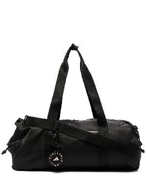 adidas by Stella McCartney cylindrical recycled-polyester gym bag