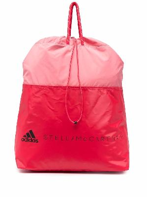 adidas by Stella McCartney two-tone backpack