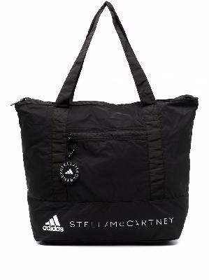 adidas by Stella McCartney logo-print tote