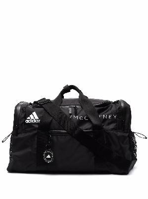 adidas by Stella McCartney logo duffle bag