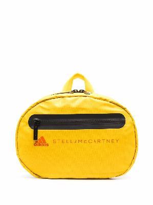 adidas by Stella McCartney logo-print zipped tote