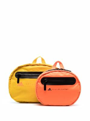 adidas by Stella McCartney logo-print tote bag set