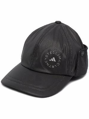 adidas by Stella McCartney recycled-polyester padded cap